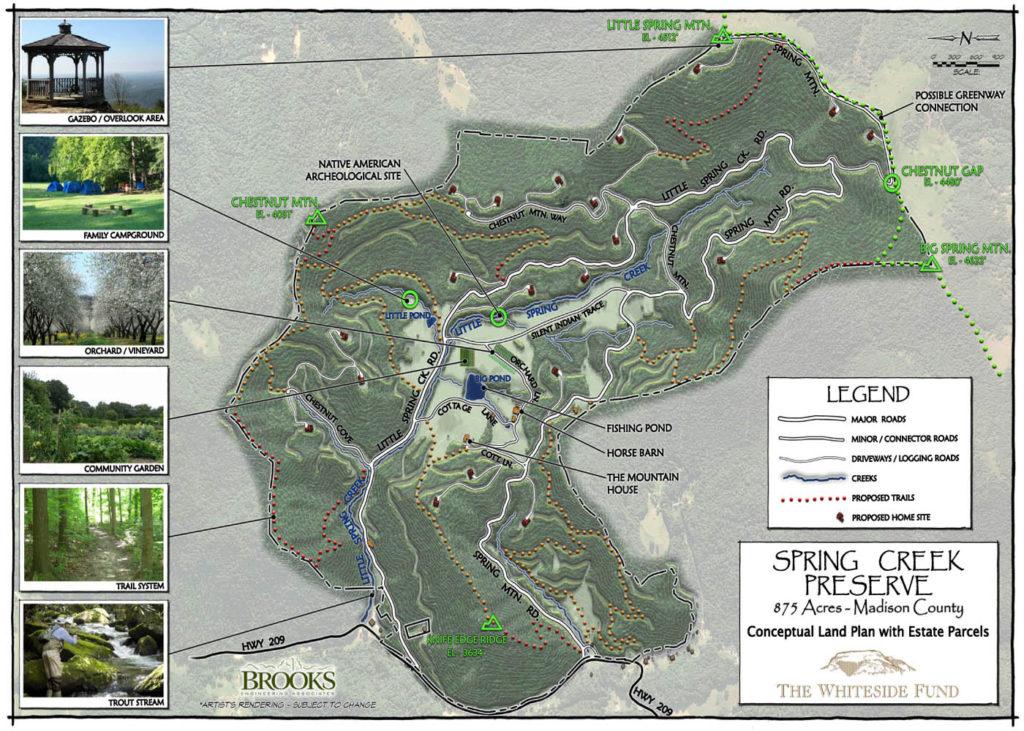 Conceptual Land Plan